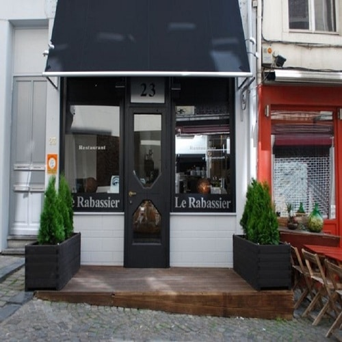 Restaurants in Brussels 4