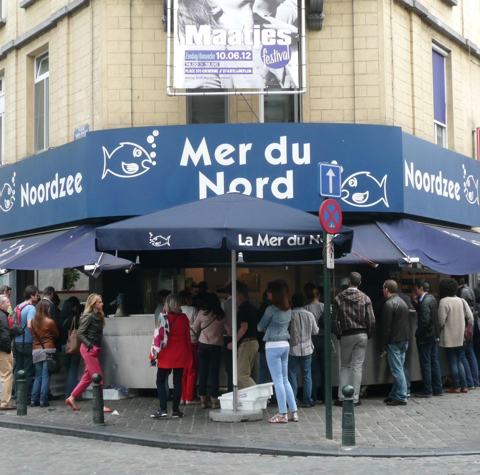 Restaurants in Brussels 1