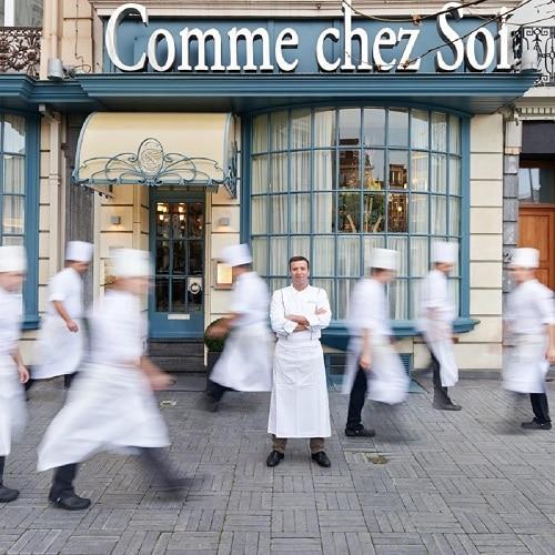 Restaurants in Brussels 8