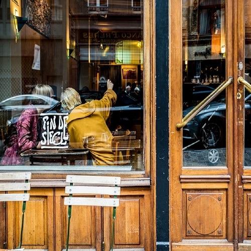 Restaurants in Brussels7